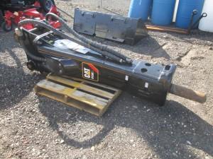 Caterpillar H120CS Hydraulic Breaker Hammer