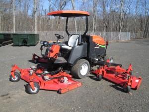 Jacobsen HR9016 Mower