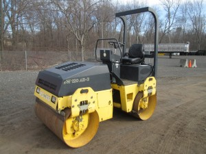 2004 Bomag BW120AD-3 Double Drum Roller