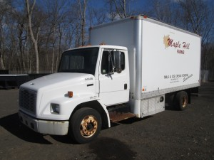 1994 Freightliner FL70 S/A Refrigerated Box Truck