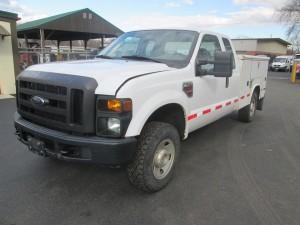 2009 Ford F-250 XL Utility Truck