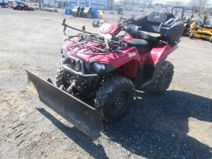 2005 Kawasaki Brute Force Quad