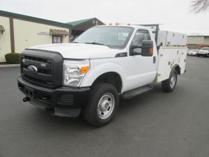 2011 Ford F-350 XL Utility Truck