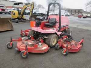 Jacobsen HR-5111 Mower