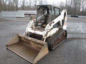 2003 Bobcat T190 Track Skid Steer