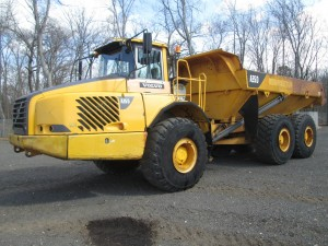 2005 Volvo A35D Articulated Haul Truck