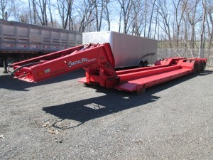 1988 Rogers Tri/A Lowbed Trailer