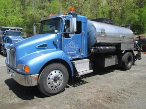 2007 Kenworth T300 S/A Asphalt Distributor Truck