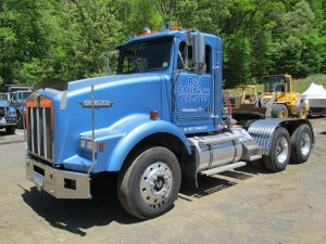1993 Kenworth T800 T/A Tractor