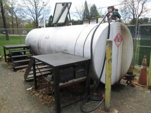 3000 Gallon Fuel Tank