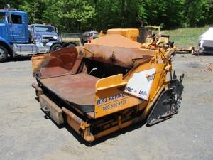 2000 LeeBoy L1000T Asphalt Paver