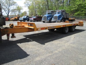 1988 Rogers 10 Ton Tag Trailer