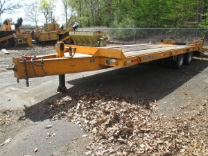 1998 Custom 20 Ton Tag Trailer