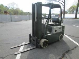 Clark C50045 Propane Powered Forklift