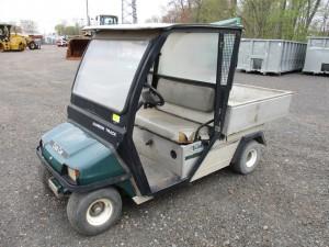 Club Car Carry All Utility Cart