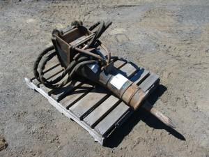 Bobcat HB680 Hydraulic Breaker