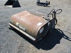 "Bobcat 60"" Pickup Sweeper"