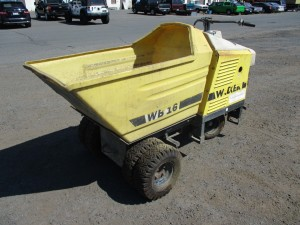 Wacker WB16 Concrete Buggy
