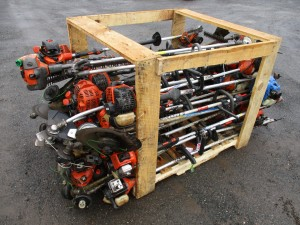 Quantity of Stihl, Echo, Shindaiwa Equipment