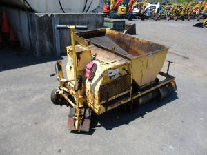 Salsco Curb Machine