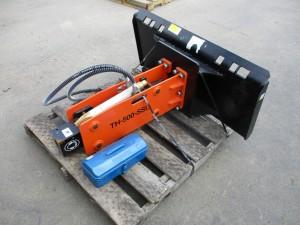 2020 Trojan TH-500 Hydraulic Breaker