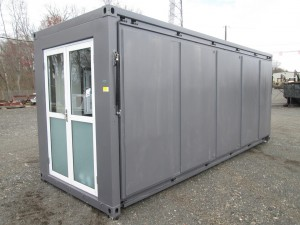 19' x 20' Portable Office/Warehouse
