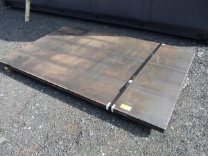 (3) Road Plates