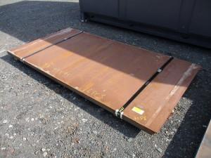 (6) Road Plates