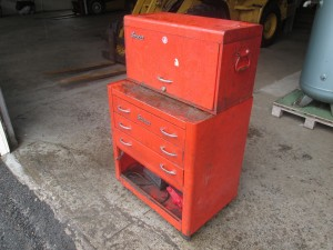 Snap-On Rollaway Tool Chest