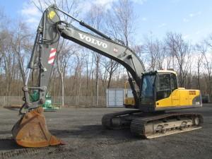 2008 Volvo EC210CL Hydraulic Excavator