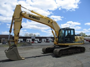 2011 Kobelco SK210-8E Hydraulic Excavator