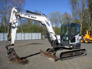 2014 Bobcat E85 Midi Excavator