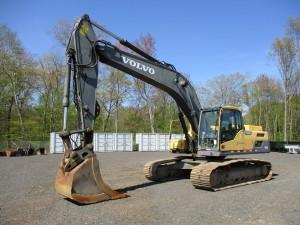 2012 Volvo EC250DL Hydraulic Excavator