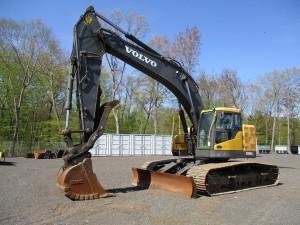 2014 Volvo ECR305CL Hydraulic Excavator