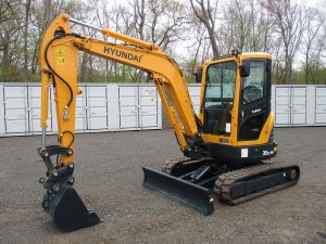 2020 Hyundai Robex 35Z-9A Mini Excavator