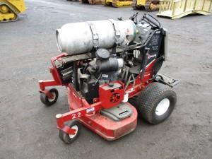 Exmark X-Series Stander Mower