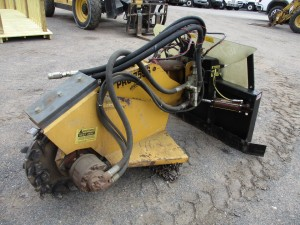 Miller Pro 75SS Stump Grinder