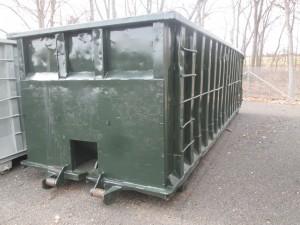 40 Yard Heavy Duty Rolloff Can