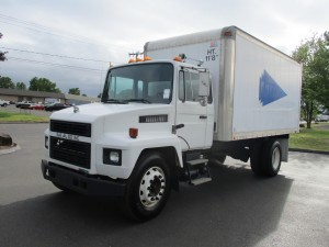 1995 Mack CS200P Box Truck
