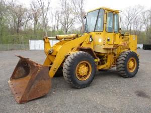 1986 Caterpillar 926 Rubber Tire Wheel Loader