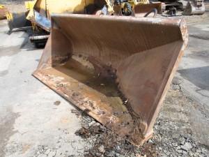 "Craig 116"" Side Dump Bucket"