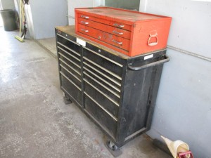 Rollaway Tool Chest