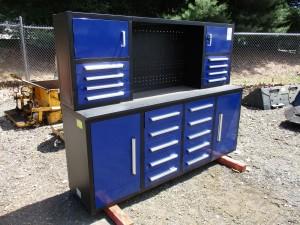 Steel Workbench Cabinet