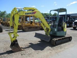 2006 Yanmar Vio35-3 Mini Excavator