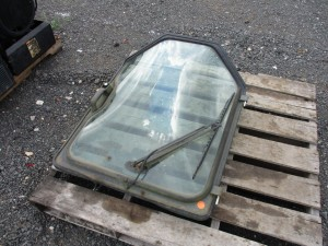 Bobcat Skid Steer Glass Door