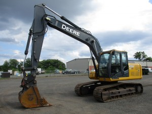 2008 John Deere 160D LC Hydraulic Excavator