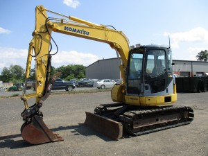 2004 Komatsu PC78US-6NO Hydraulic Excavator
