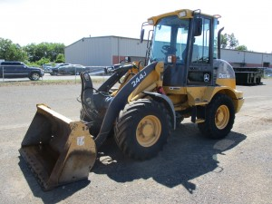 2005 John Deere 244J Rubber Tire Wheel Loader