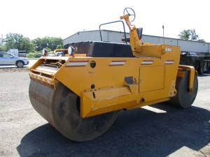 Galion S8-12A Double Drum Roller