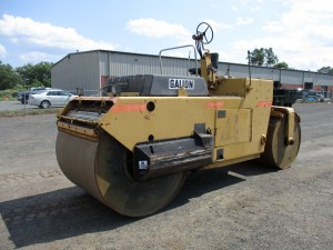 Galion S10-14AD Double Drum Roller